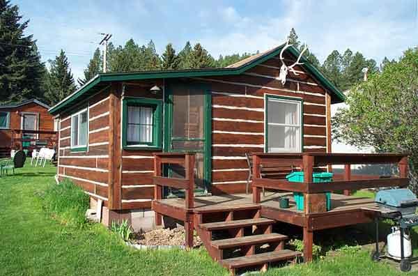 Attirant Happy Trails Cabins